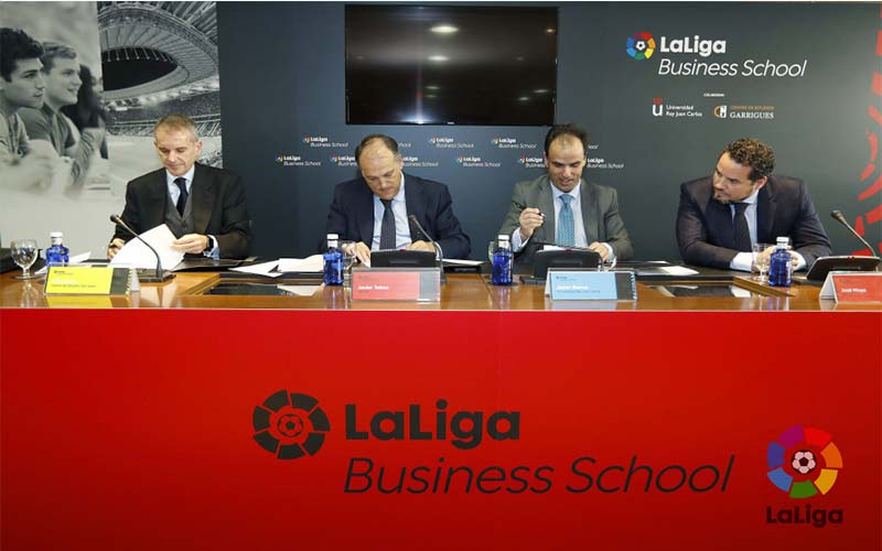 LALIGA BUSINESS SCHOOL PONE EN MARCHA UN MASTER UNIVERSITARIO